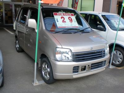 平成13年式 スズキ ワゴンR