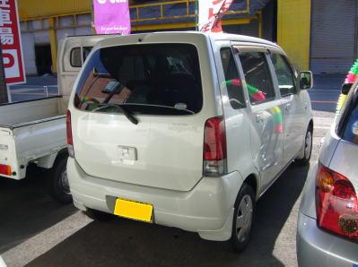 平成13年式 スズキ ワゴンR FX